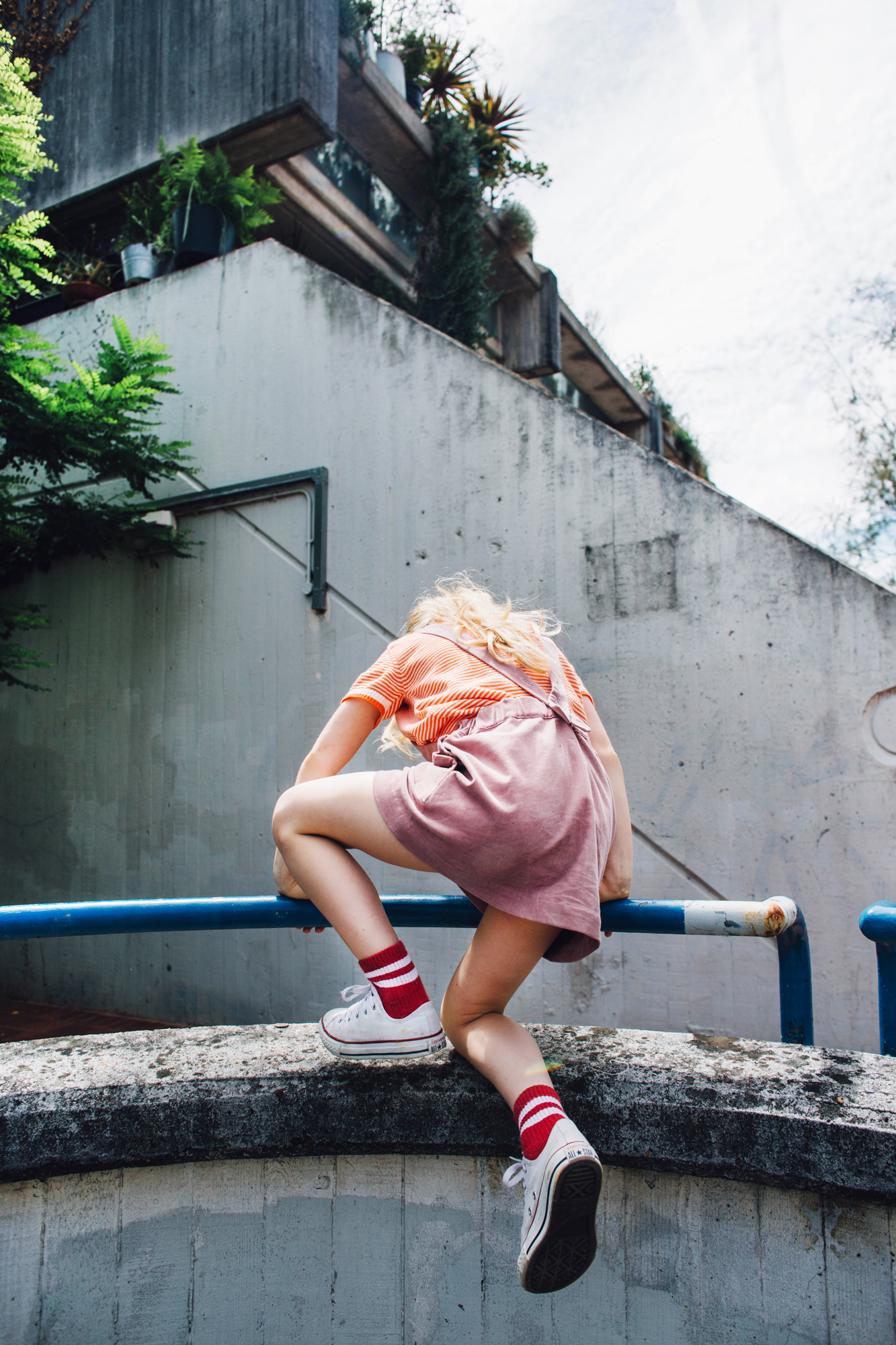 Forever Young Magazine – Concrete Schoolyard
