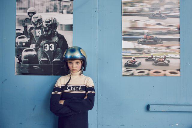Milk Magazine Korea – Baby Driver