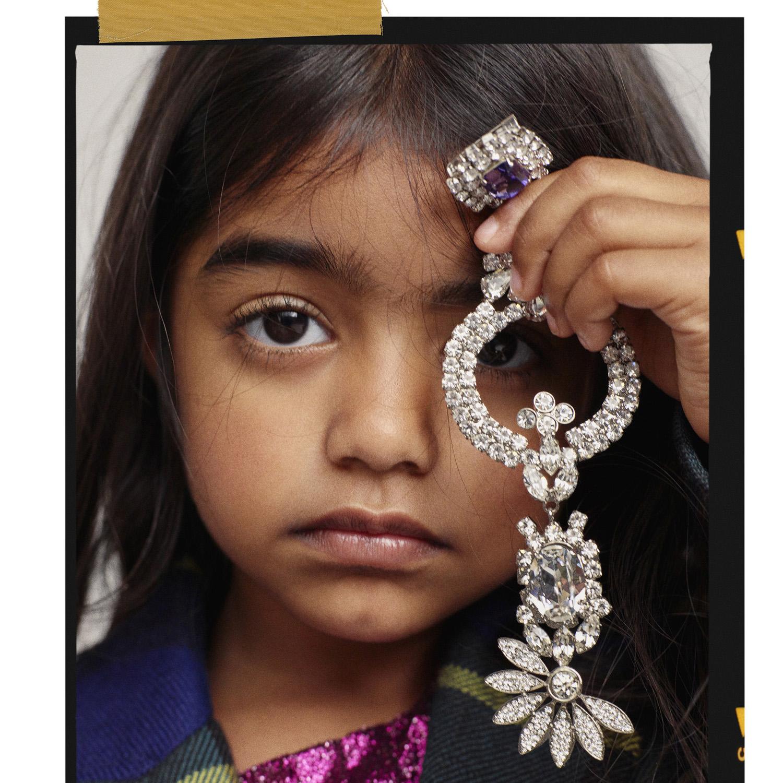 Burberry Kids Campaign – September '17